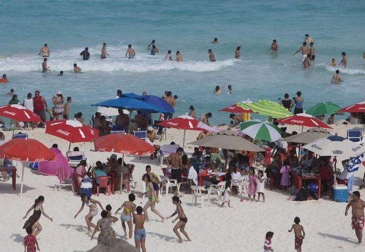 Prevén que el 2014 sea el mejor año en materia turística. (Redacción/SIPSE)