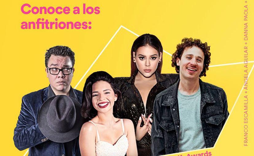 Foto: twitter / SpotifyMexico