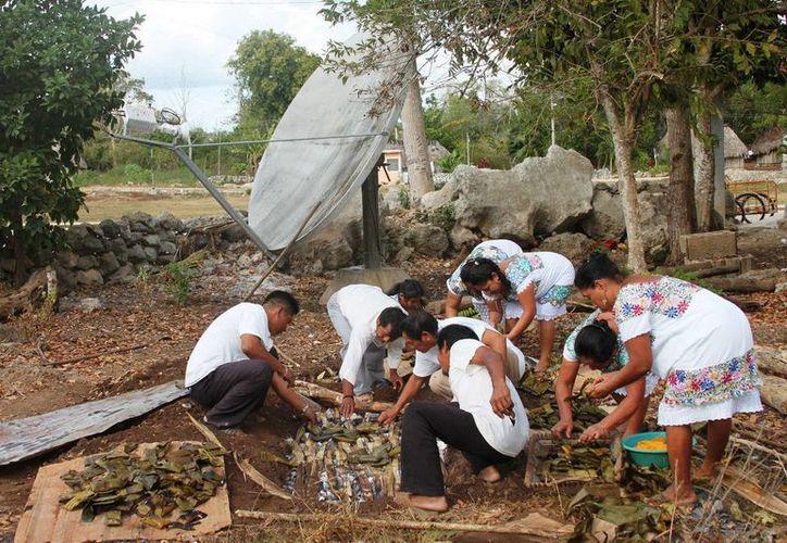 El proyecto CCM ha innovado el trabajo y la interacción cultural con los moradores mayas. (Redacción/SIPSE)
