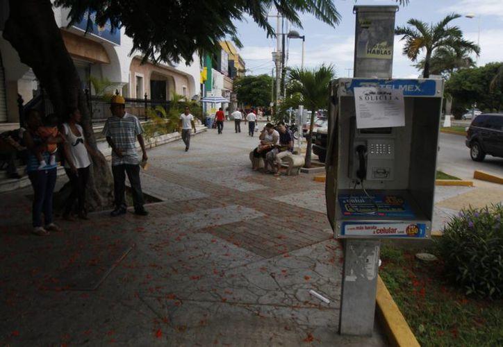Anuncian recursos para la remodelación del centro de la ciudad. (Israel Leal/SIPSE)