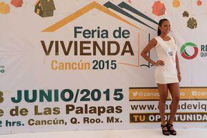 Inauguran Feria de la Vivienda Cancún 2015