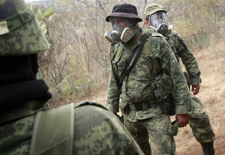 La guerra contra el narcotráfico ha obligado a debatir la legalización de las drogas. (Notimex)
