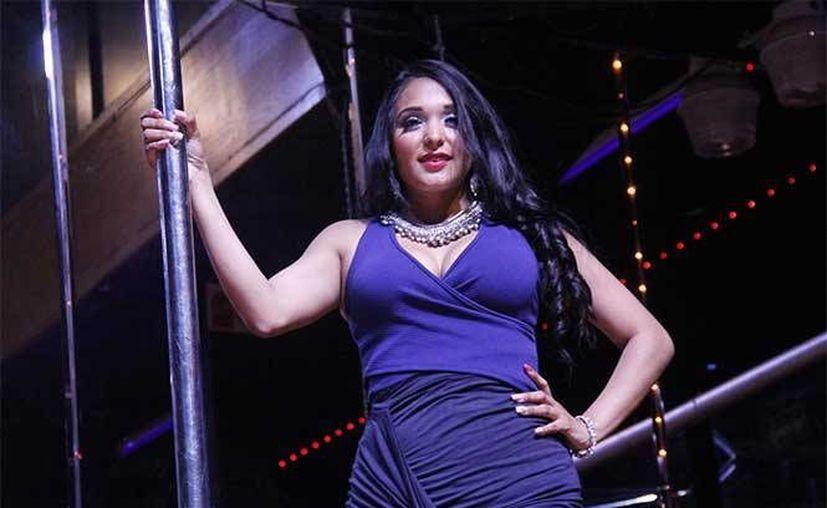 Como parte de su 'gira artística', Nidia García se presentará en las ciudades de Cancún y Mérida. (Excélsior)