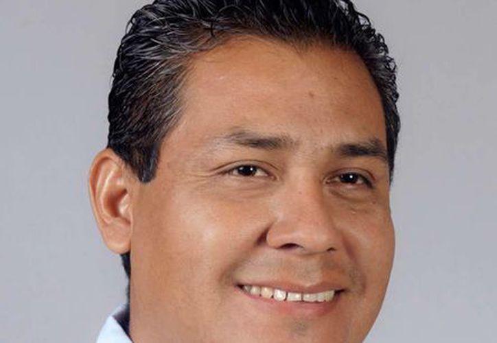 Lenin Raymundo Carballido Morales  fue el candidato de la alianza PAN-PRD-PT. (AP)