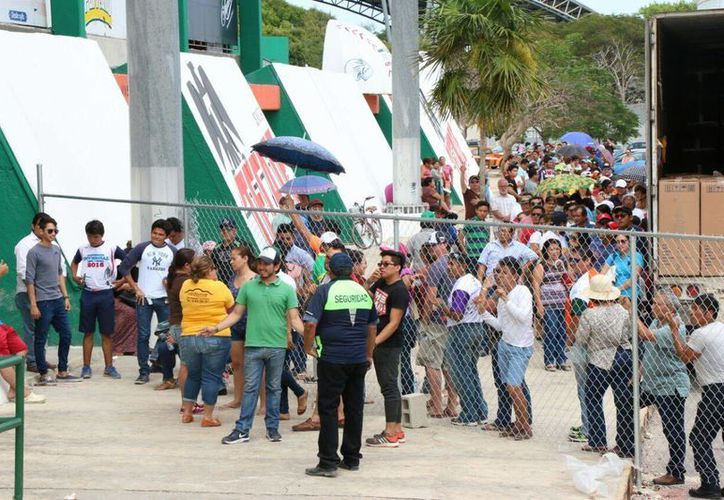 El Parque 'Kukulcán Álamo' se encuentra listo para recibir el inicio de Temporada este próximo domingo 3 de abril. (Milenio Novedades)