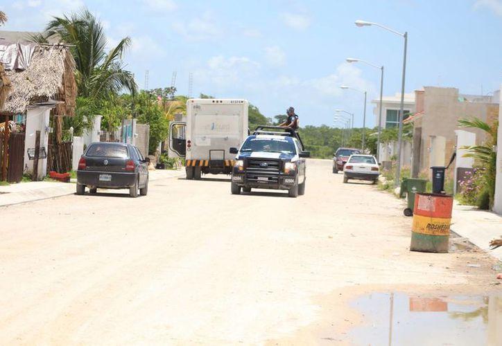 Las autoridades municipales no pueden cuidar cada predio las 24 horas. (Adrián Barreto/SIPSE)