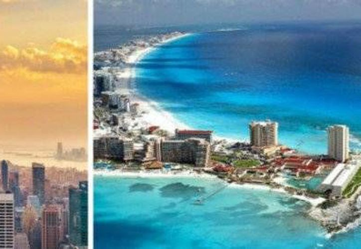 Los destinos más solicitados son Cancún y Nueva York. (Foto: aristeguinoticias.com)