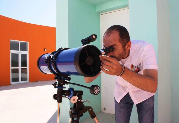 El Planetario Sayab ofrecerá una conferencia sobre a observación del cielo en el desierto de Atacama. (Octavio Martínez/SIPSE)
