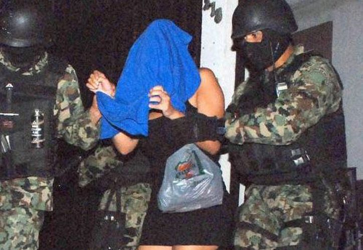 La joven centroamericana rescatada sólo tenía permiso de salir a la calle para acudir a la iglesia. (Foto de contexto)