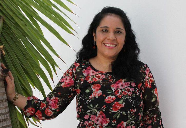 Próximamente, la cantante hará un homenaje a Pita Amor, en el Pabilo. (Foto: Alejandra Flores/ SIPSE)