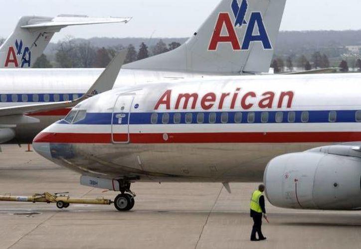 American Airlines también tiene programada una ruta Miami- La Habana. La aerolínea solamente espera los permisos de los gobiernos de Cuba y EU. (Archivo AP)