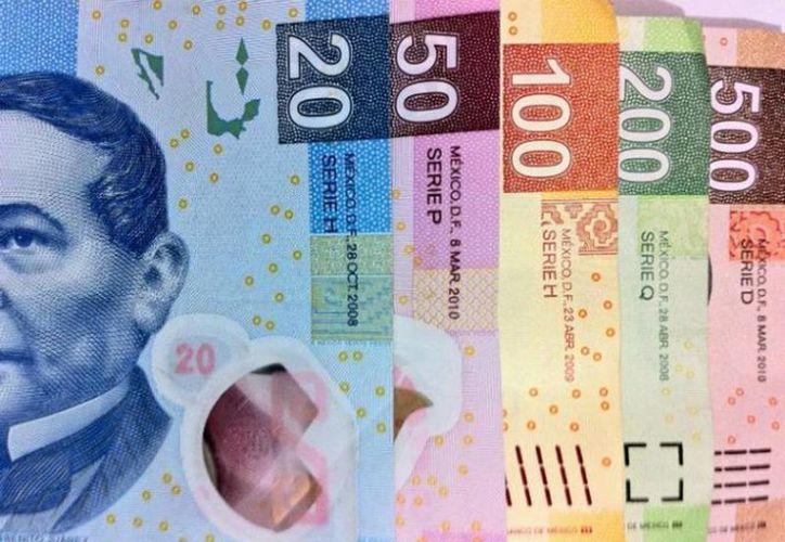 Todas las denominaciones de billetes se pueden falsificar. Según estadísticas del Banco de México, el menos adulterado es el de 20 pesos. (Archivo/Excelsior)