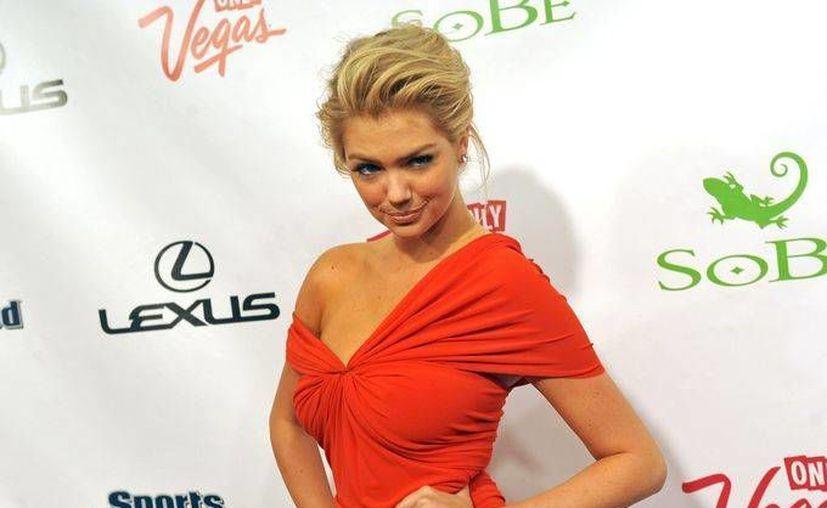 La supermodelo autorizó a su fanático llamarla Katie de cariño. (Archivo/Agencias)