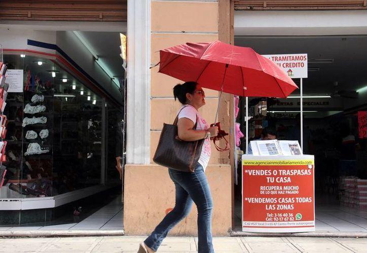 Este miércoles, y también el jueves, se esperan temperaturas de calurosas a muy calurosas en el estado de Yucatán. (SIPSE)