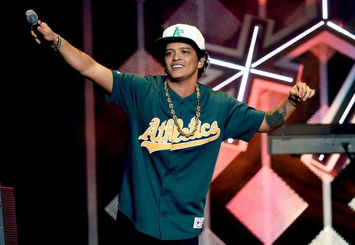 Al primer concierto de Bruno Mars en México asistieron más de 35 mil personas. (Foto: Billboard)