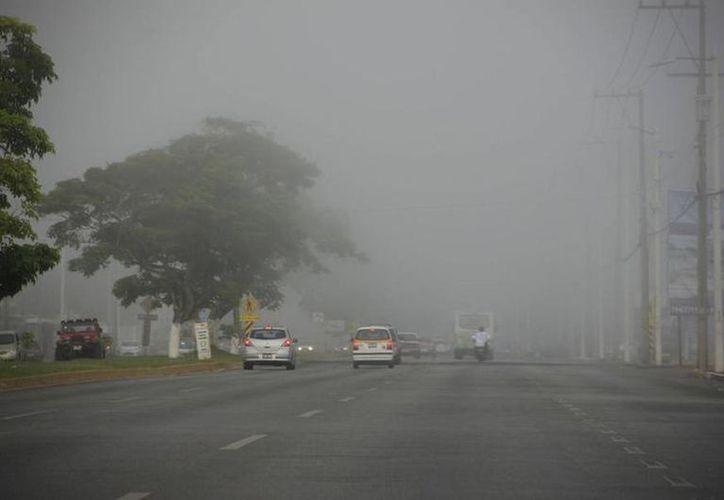 Ayer según los registros del Observatorio Meteorológico de la ciudad, la temperatura máxima alcanzada fue de 32.9 grados a la una de la tarde. (SIPSE)