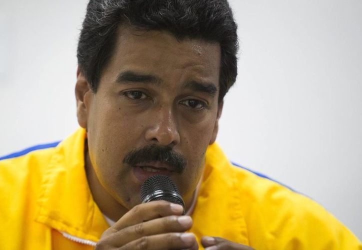 'Se me paran los pelos al contarlo', indicó Maduro. (EFE)