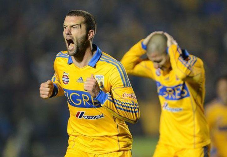 Villa es el octavo jugador en hacer tres goles en la jornada inaugural. (Foto: Agencias)