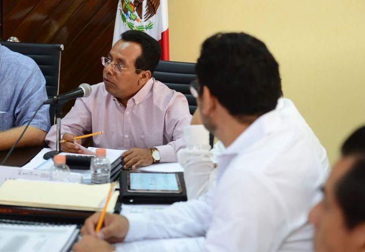 Manuel Palacios Herrera, titular de la Auditoría Superior del Estado, advirtió que de no obtener respuesta, se podrían iniciar sanciones a los funcionarios directos responsables. (Joel Zamora/SIPSE)
