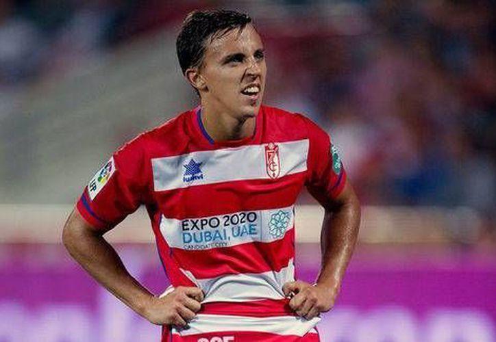 Diego Buonanotte Rende puede jugar no solo como mediocampista sino como delantero. Acaba de llegar al Pachuca. (Foto especial tomada de Milenio)
