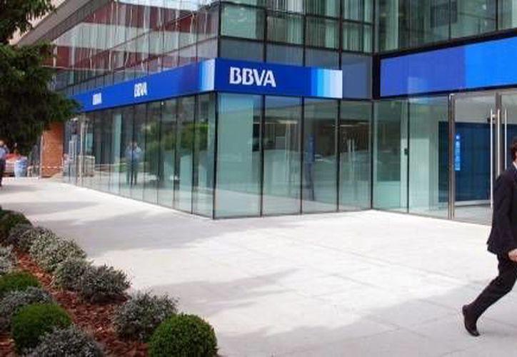 BBVA Bancomer anunció una inversión de mil 500 millones de dólares en México. (BBVA)