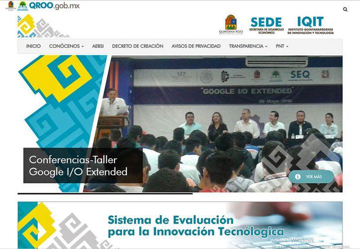Se han presentado conferencias y talleres sobre innovación tecnológica. (Jesús Tijerina/SIPSE)