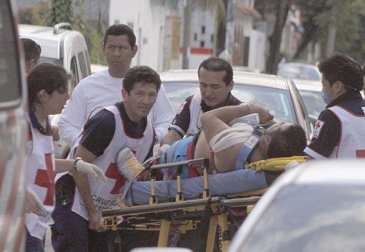 Se registraron siete personas lesionadas por arma  blanca y una más muerta en la Región 90. (Archivo/SIPSE)