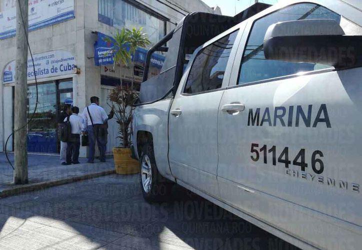 Desde el pasado 9 de octubre, fue asegurado el local A-16 que ocupa la empresa. (Claudia Olavarría/SIPSE)