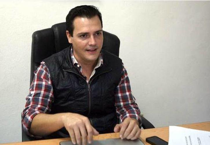 El director jurídico de la Comuna, Francisco Javier Villarreal Escobedo. (Archivo/SIPSE)