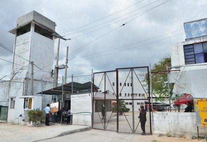 Las cárceles o centros de retención de Quintana Roo salieron reprobados en el diagnóstico. (Redacción/SIPSE)
