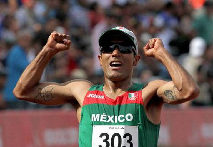 Juan Luis Barrios sumó su sexta medalla de oro en esta justa mesoamericana al ganar esta vez en los 10 mil metros.