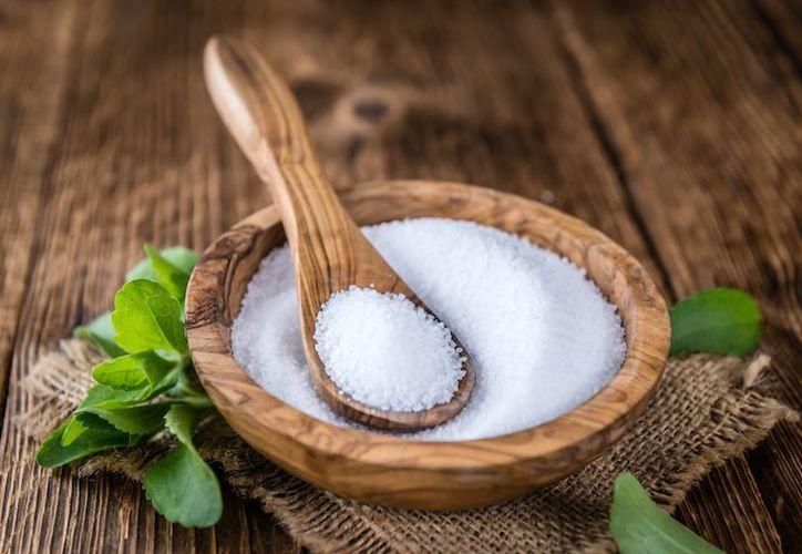 En lo que se refiere a los edulcorantes sustitutos del azúcar, la stevia va ocupando el primer lugar en el mercado en 2017. (Internet/Contexto)