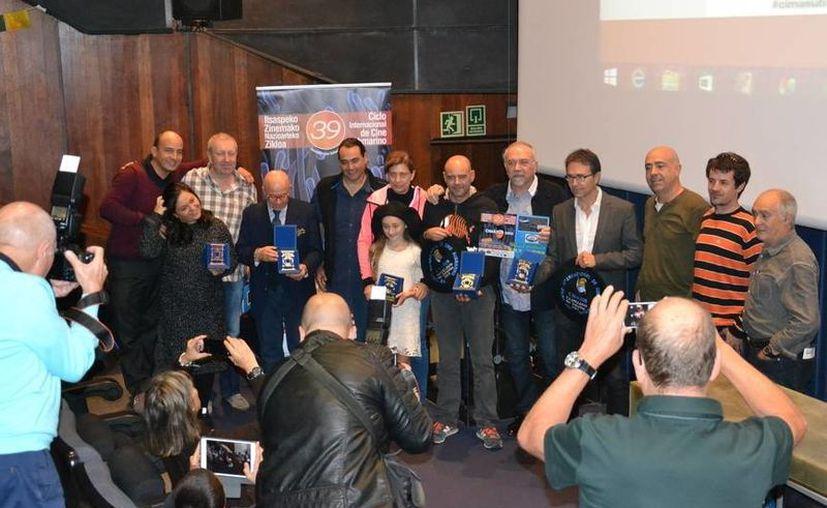 """El documental """"Cozumel, un paraíso en el Caribe Maya"""" triunfó en el Ciclo Internacional de Cine Submarino. (Cortesía)"""