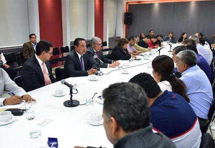 La reunión del martes entre la CNTE y autoridades de la Segob finalizó sin llegar a un acuerdo. (excelsior.com.mx)