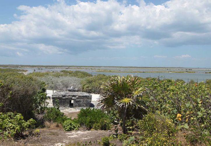 El parque Punta Sur está listo para recibir al turismo durante la temporada de Semana Santa. (Gustavo Villegas/SIPSE)