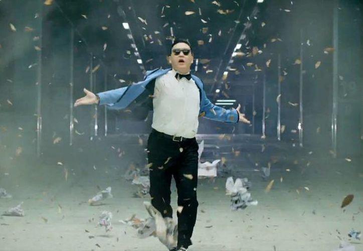 El Gangnam Style desbancó a ídolos de YouTube, como Justin Bieber. (Captura de pantalla/YouTube)