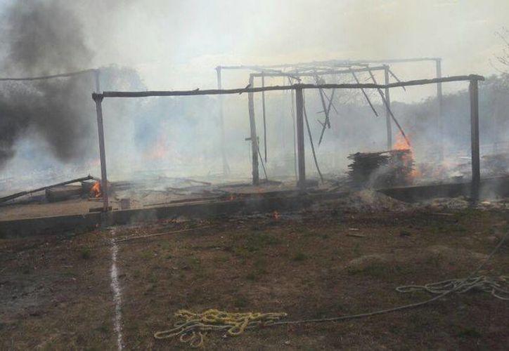 Las colonias Ejidal, Luis Donaldo Colosio Murrieta y el Pedregal son en donde se han registrado incendios en Playa del Carmen. (Octavio Martínez/SIPSE)
