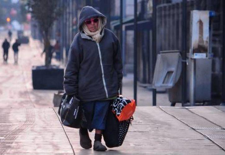 Se esperan temperaturas de entre cuatro y ocho grados. (SDP Noticias)