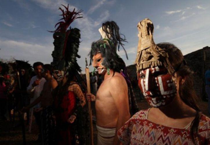 El Calendario de Cuenta Larga de los mayas finalizará mañana para volver a empezar. (Notimex)