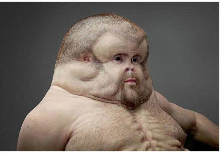 Graham es el prototipo de humano que sería resistente a todos los accidentes de tráfico. (elsalvador.com)