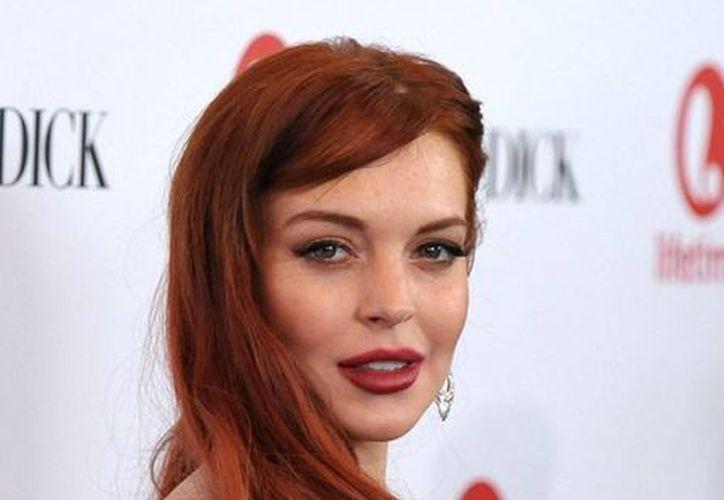 Lindsay Lohan no da una con las demandas. (Agencias)
