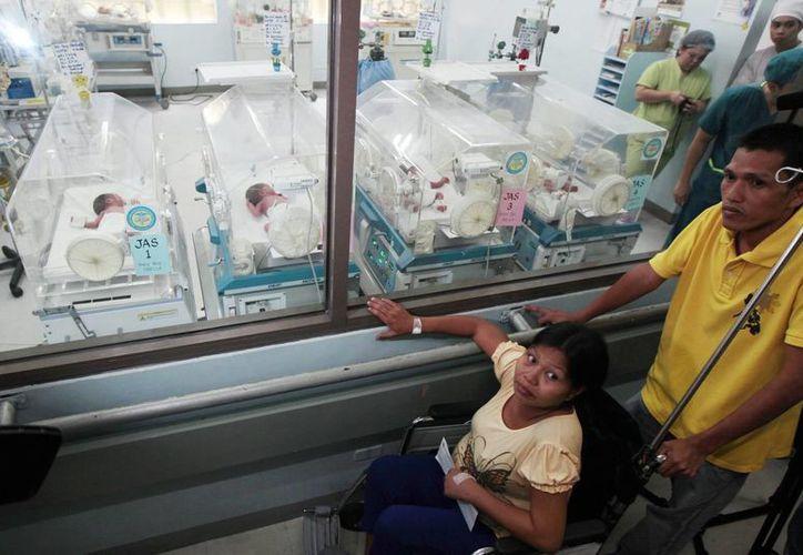En 2011, la tasa de mortalidad infantil fue de 9.07, en 2010 de 9.46, en 2009 de 8.84 y en 2008 de 8.95. (EFE/Archivo)