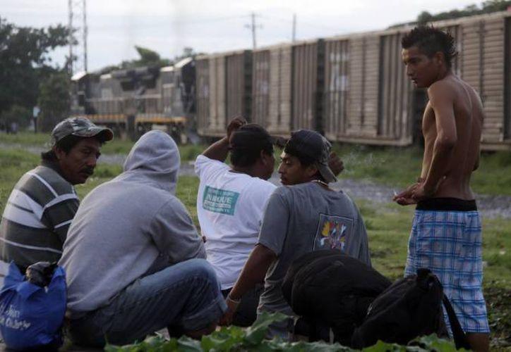 Solo entre enero y noviembre de este año han retornado a Guatemala, El Salvador, Honduras y Nicaragua 70 mil 652 personas que se encontraban en territorio mexicano sin acreditar una estancia regular. (Archivo/Notimex)