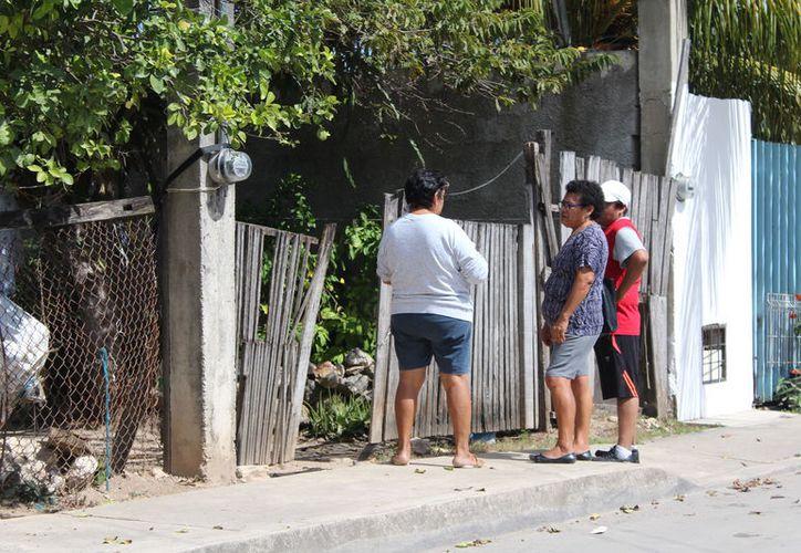 En el estado de Quintana Roo existen siete mil hogares sin certeza jurídica de la propiedad. (Joel Zamora/SIPSE)