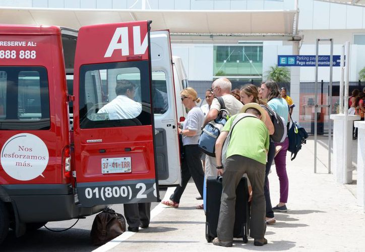 Ofrecieron información para no afectar a los turistas en este destino. (Luis Soto/SIPSE)