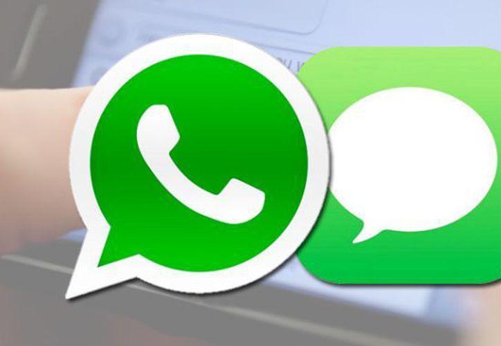 El CEO de Facebook confirmó sus planes de fusionar a WhatsApp, Facebook e Instagram Direct. (Foto: Contexto/Internet)