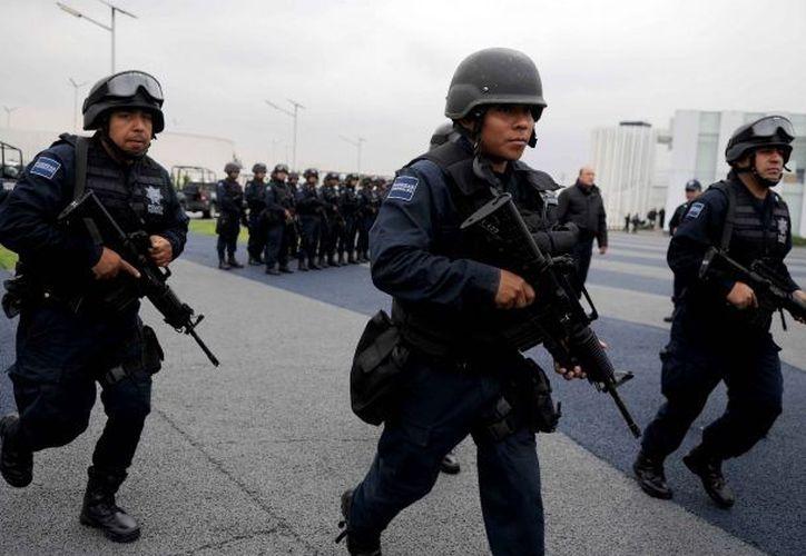 El Museo de la Policía Federal es la herencia que dejará la Secretaría de Seguridad Pública a esta corporación. (Archivo/Notimex)