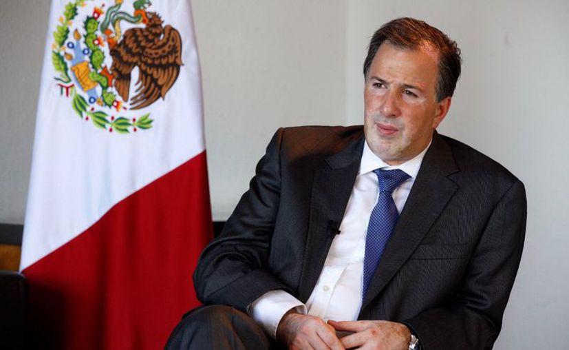 José Antonio Meade Kuribreña, ex secretario de Hacienda y Crédito Público. (Contexto/Internet)