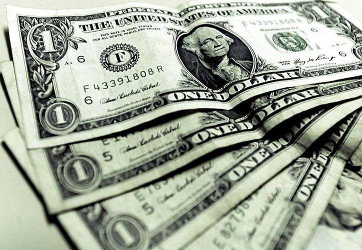 La cotización interbancaria está en 18.88 pesos, mientras que los principales bancos del país lo venden hasta en 19.27 pesos. (Imagen de contexto/tiempo.com.mx)