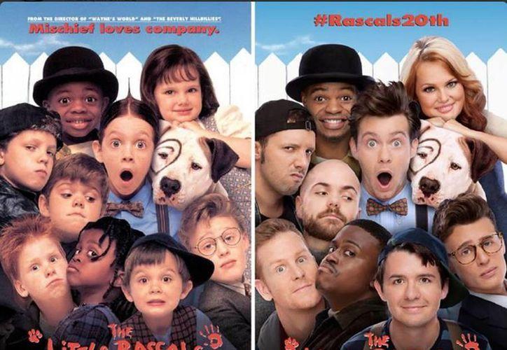 Después de 20 años el elenco de 'Los pequeños traviesos' se reunió de nuevo. (22 Vision)